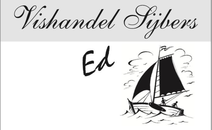 Vishandel Sijbers Ed